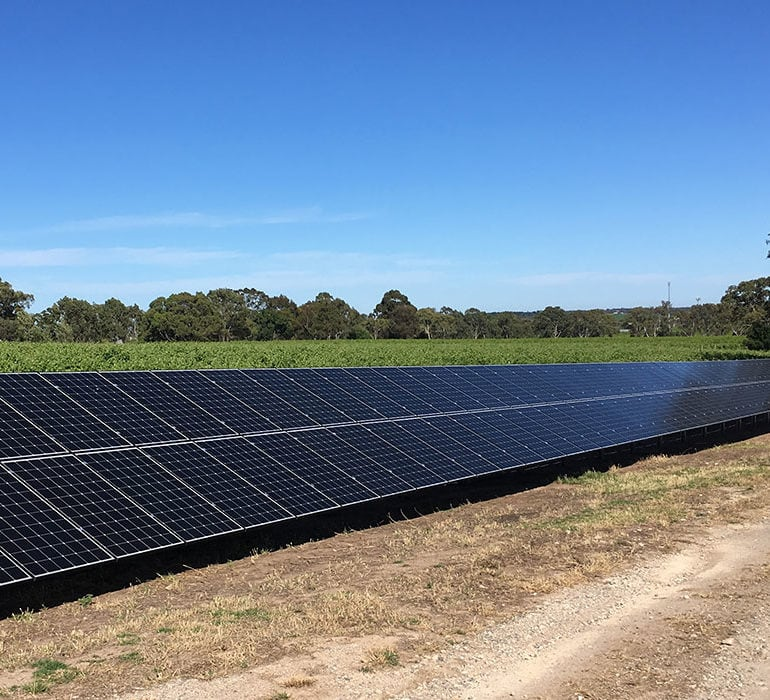 Battery storage system Adelaide