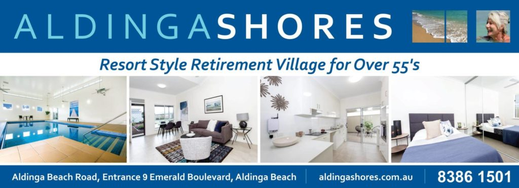 aldinga shores retirement village